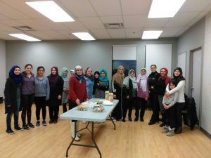Newcomer Mom & Daughter Health Program @ Downtown Community Centre